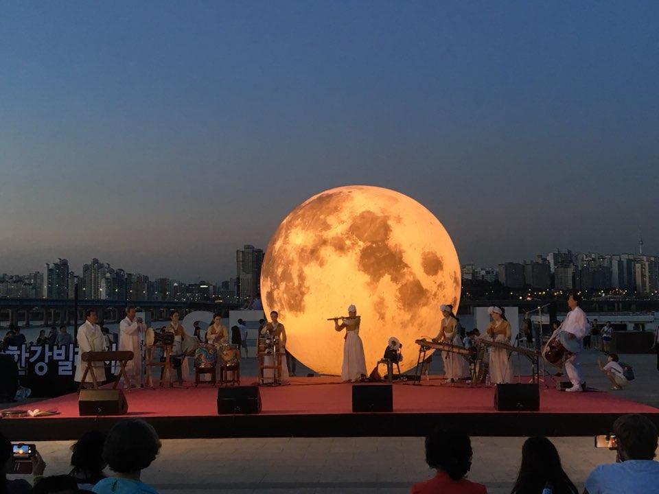 『2019 한강몽땅 여름축제』 대행 용역 입찰공고
